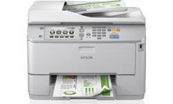 Epson WorkForce 4-in-1-Multifunktionsgeräte A4