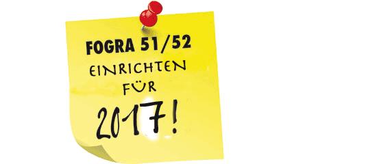 Einführung FOGRA 51 / 52