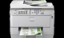 Epson WorkForce 4-in-1-Multifunktionsgeräte A4