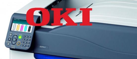OKI ES9541und OKI ES9431